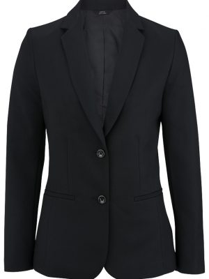 Women's Washable Blazer Black