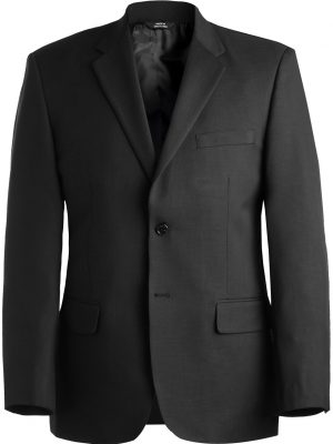 Men's Washable Blazer Black