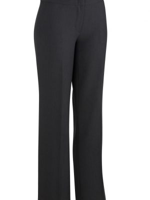 Women's Wool Blend Pants Charcoal