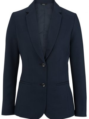 Women's Washable Blazer Navy