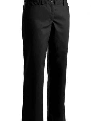 Women's Black Security Pants