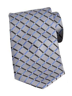 Crossroad Tie Blue