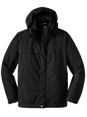 3-in-1 Hooded Parka