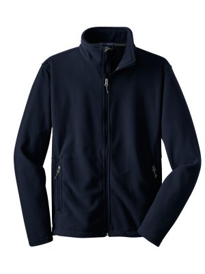 Full Zipper Fleece Jacket