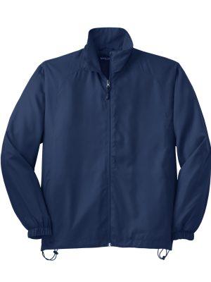 Full Zipper Wind Jacket