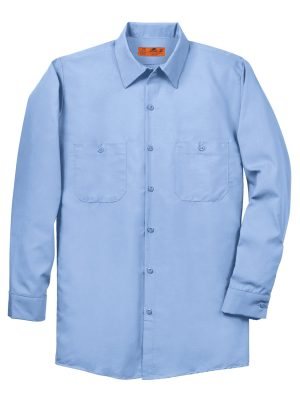 Industrial Long Sleeve Workshirt