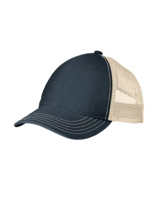 Cap Soft Cotton with Mesh Back