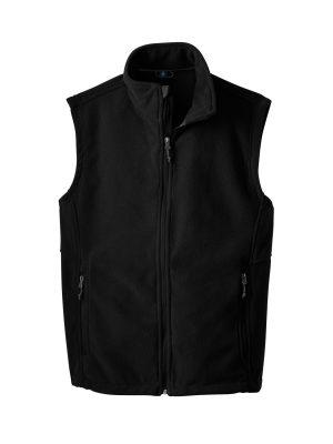 Vest Zipper Fleece