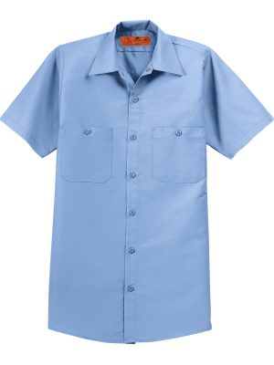 Industrial Short Sleeve Workshirt