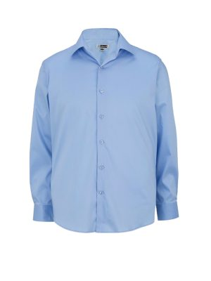 Stretch Broad Cloth Shirt